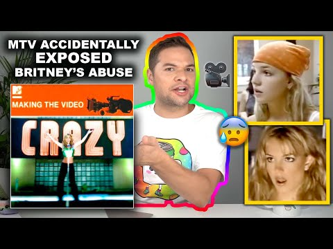 """Britney Spears' Abuse was Televised for DECADES on MTV """"Making The Video"""" (You Drive Me Crazy)"""