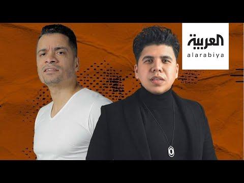 العرب اليوم - شاهد: هاني شاكر يلاحق حسن شاكوش وعمر كمال في تونس