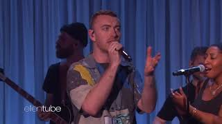 Sam Smith Performs 'Pray'