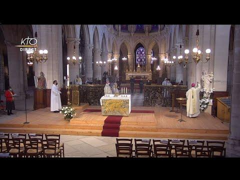 Messe du 25 avril 2021 à Saint-Germain-l'Auxerrois