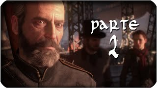 The Order 1886 Walkthrough Gameplay en Español Parte 2 - Sir Percival (PS4)