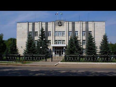 Брифинг Администрации муниципального района Туймазинский район 20 апреля 2020 года