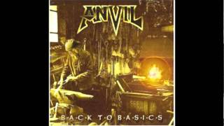 Anvil Song Of Pain - Back To Basics