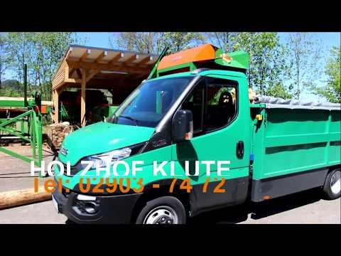 Holzhof Klute - Brennholz Produktion
