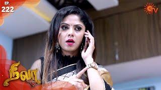 Nila - Episode 222   9th December 19   Sun TV Serial   Tamil Serial