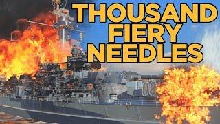 World Of Warships - Harugumo Shot First And Often