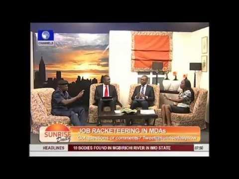 Maupe Ogun-Yusuf interviews Civil Defence Commandant