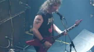 Anvil - March of the Crabs/666 (Live in Montreal)