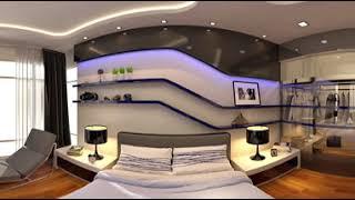 360 Panorama Bedroom 4K