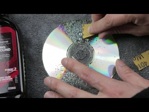 Fix A Scratched Disc For Cheap! (Not Using Toothpaste! CD/DVD Only) | BeatTheBush Mp3