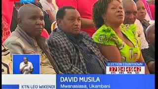 Baadhi ya wanasiasa ukambani watangaza kujiunga na Uhuru Kenyatta