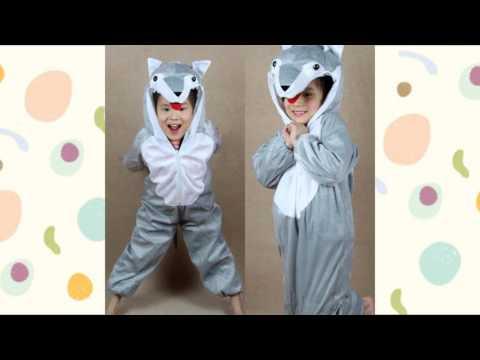los mejores disfraces de lobo para niños
