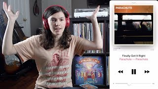 Finally Got It Right By Parachute | Music Reaction