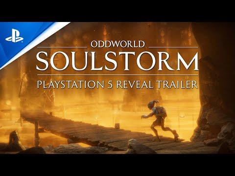 PS5 Trailer de Oddworld : Soulstorm