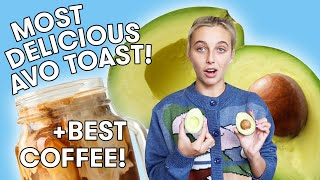 How EMMA CHAMBERLAIN Makes the Perfect Cup of Coffee | What's Cooking? by Seventeen Magazine