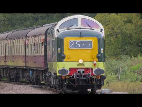 The Deltic Preservation Society 40th Anniversary Gala 8th Oc…