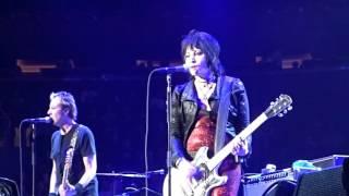 Joan Jett & The Blackhearts - Light of Day, Madison Square Garden, New York, NY - 3-3-2016