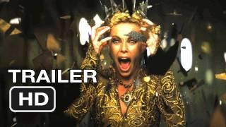 Snow White & the Huntsman Official Trailer #1 - Charlize Theron, Kristin Stewart (2012) HD