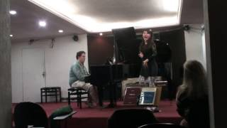 Luciana JEn 2017 May- Ah, non giunge -La sonnambula -Bellini