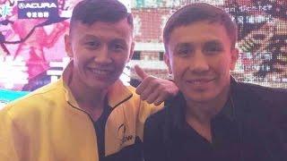 Қытайдағы қазақ боксшы қазақстандықтарды наурызбен құттықтады