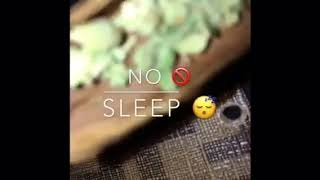 No Sleep : Fetti Benjamin Ft. Y.R.H. Hunchoo