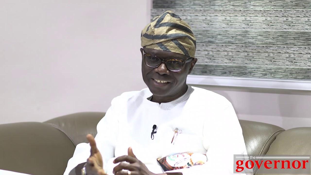 Journey To Alausa- HE Babajide Olusola Sanwo-Olu
