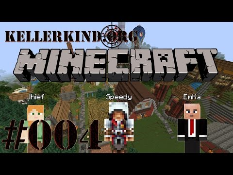 Kellerkind Minecraft SMP [HD] #004 – Aaaagh… Doppel Creeper ★ Let's Play Minecraft