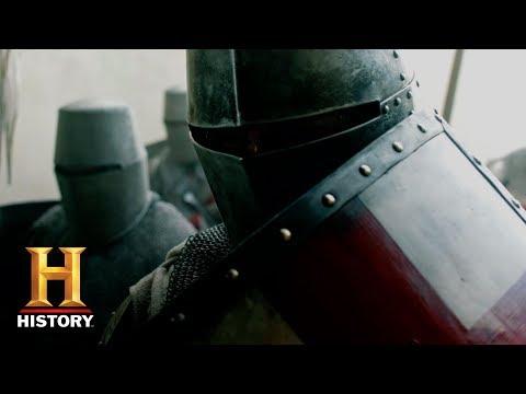 美國歷史頻道製作《Knightfall》聖殿騎士團的聖杯傳奇影集預告登場!