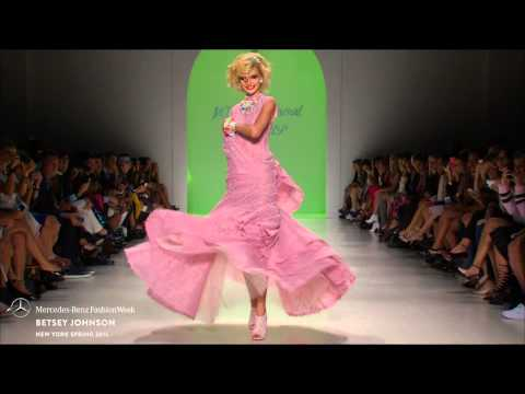 , title : 'BETSEY JOHNSON: MERCEDES-BENZ FASHION WEEK S/S15 COLLECTIONS'