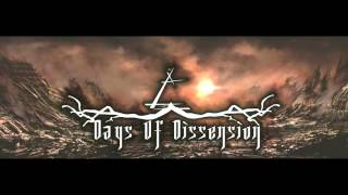 Days of Dissension - Collection by Blood (Dismember cover)