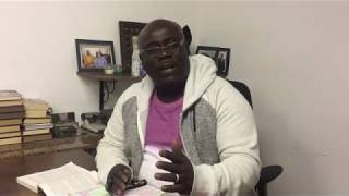 Take Back Your Power - Bishop Fred Apenteng