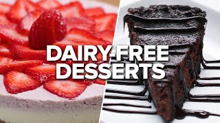 5 Dairy-Free Desserts - Video Youtube