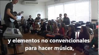 Cursos del Centro Argentino de Musicoterapia CAMINO - 2014
