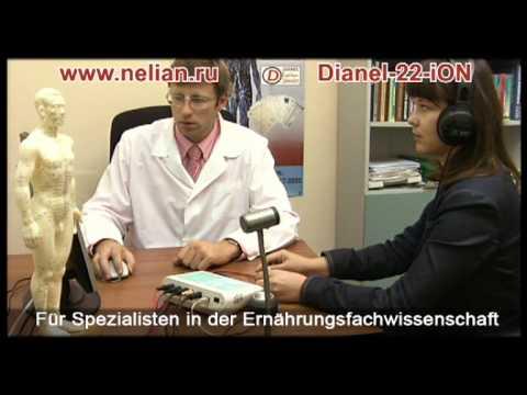 Dianel 22S-iON Bioresonanz Gesundheitsdiagnostik 5D NLS-Maschine mit Anti-Parasiten-Therapie, Fabrik