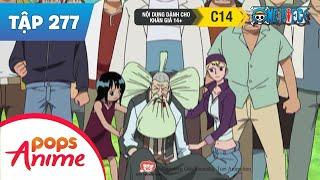One Piece Tập 277 - Bi Kịch Của Ohara! Sự Đáng Sợ Của Buster Call! - Phim Hoạt Hình Đảo Hải Tặc