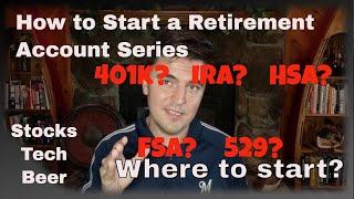 Where to start? 401k, IRA, HSA, FSA, 529, taxable?