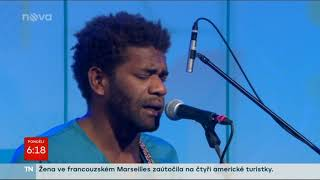 Video Vanua2 -  Don't Stop (Live TV Nova 18.9.2017)