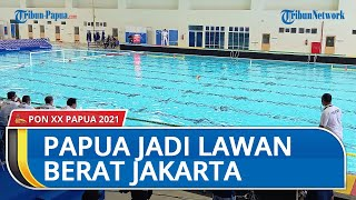 Papua Jadi Lawan Berat Tim Polo Air Putri DKI Jakarta di PON XX