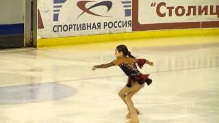 Евгения Медведева, ПП, Финал Кубка России 2011