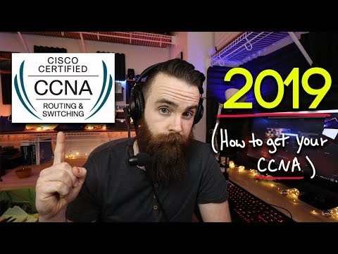 Get your CCNA in 2019 - YouTube