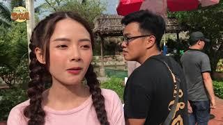 Hậu trường tập 7 Tình Đầu Đại Ca, Lan Hương và Lương Huy quay ngày quay đêm để phát phim sớm