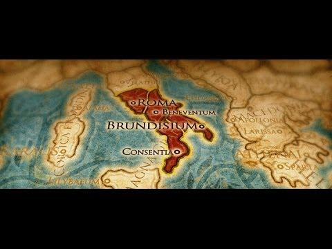 Total War: Rome 2 прохождение за Рим   №1