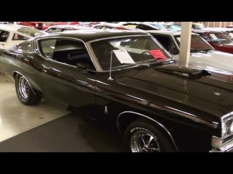 "1969 Ford Cobra 428 ""Super Cobra Jet"" Quick Look"