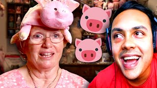 MEET THE WOMAN ADDICTED TO PIGS 🐷