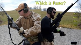 Which Is Faster AR15 AK47 Other