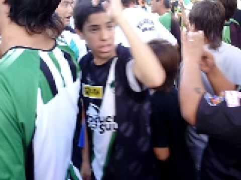 """""""la gloriosa manda, villa mitre!!!"""" Barra: La Gloriosa • Club: Villa Mitre"""