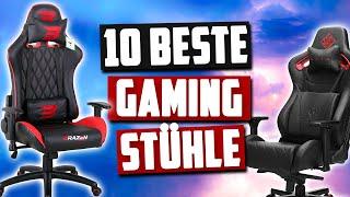 Gaming Stuhl kaufen 2021 - Die 10 besten Gaming Stühle im Test-Vergleich (3 Preisklassen)