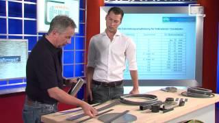 WERKZEUG TV #31 Bimetall Sägebänder - Röntgen