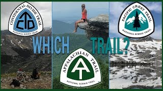Which Trail Should YOU Thru-hike First?
