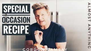 Gordon Ramsay's Special Occasions Stuffed Recipes: Stuffed Lamb, stuffed Chicken, stuffed seebass